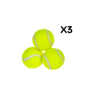 Balle de tennis pour chien Jouets pour Chiens Doggy & Co 2