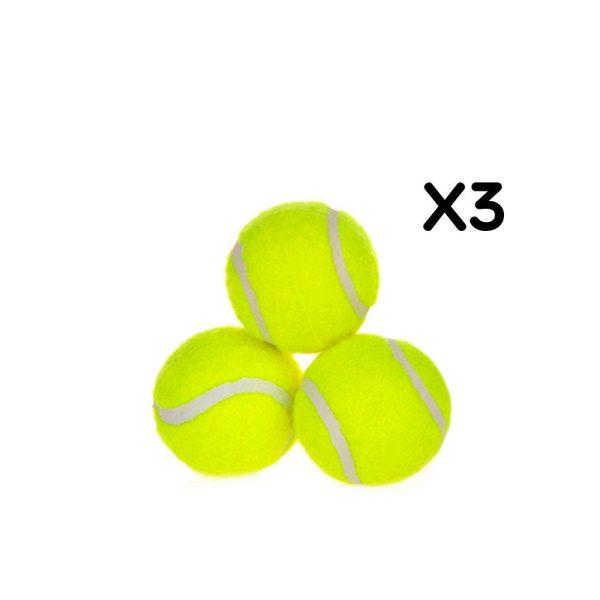 Balle de tennis pour chien Jouets pour Chiens Doggy & Co 4