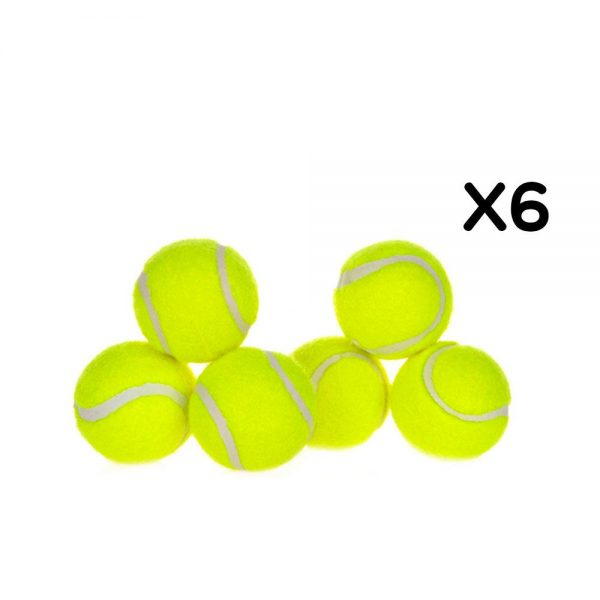 Balle de tennis pour chien Jouets pour Chiens Doggy & Co 5