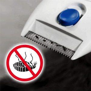Brosse anti puces électrique | Flea Doctor Chiens Doggy & Co 2