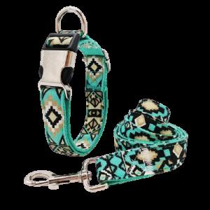 Collier pour chien coloré Chiens Doggy & Co
