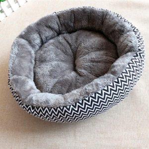 Coussin pour chien rond cosy Coussins pour chien Doggy & Co