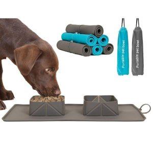 Gamelle pliable chien Accessoires Doggy & Co