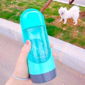 Gourde pour chien avec filtre à charbon Accessoires Doggy & Co 2