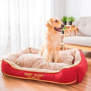 Lit pour chien confortable Coussins pour chien Doggy & Co