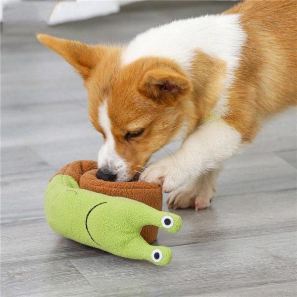 tapis de fouille et de reniflage pour chien