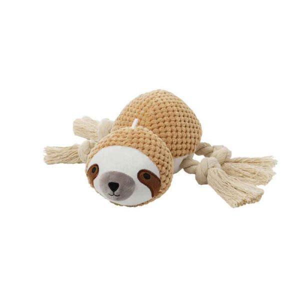 Jouet peluche pour chien paresseux