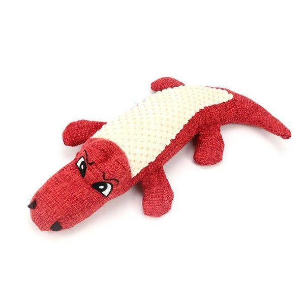 Peluche pour chien Crocodile Jouets pour Chiens Doggy & Co 5