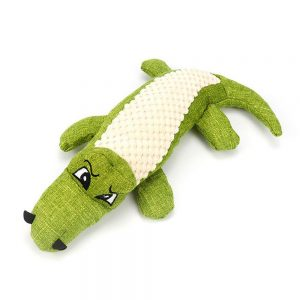 Peluche pour chien Crocodile Jouets pour Chiens Doggy & Co 2