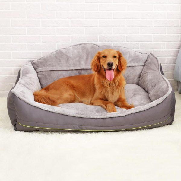 canapé pour chien pas cher