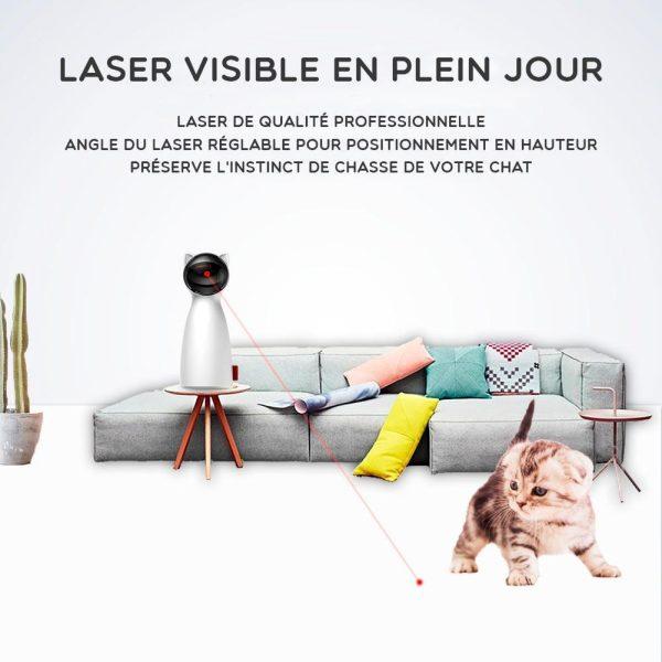 Jeux interactif laser pour chat   LaserCat - Doggy & Co