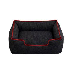 Canapé pour chien à liseré Coussins pour chien Doggy & Co