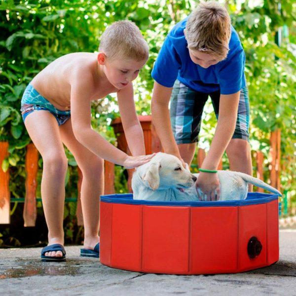 Piscine ronde pour chien Accessoires Doggy & Co 5