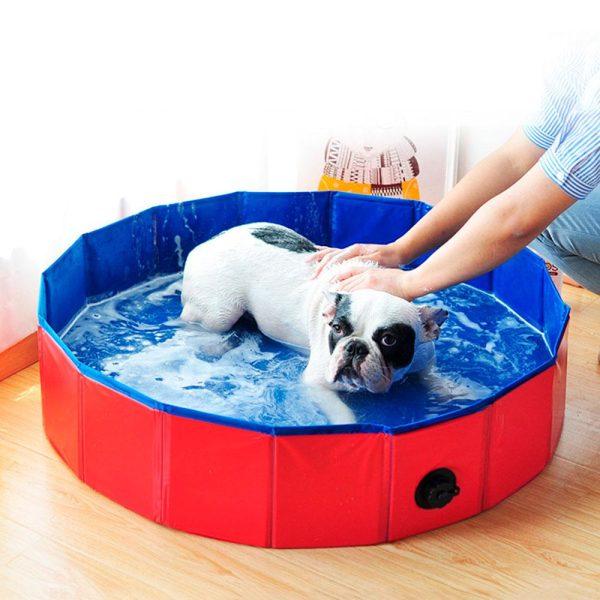 Piscine ronde pour chien Accessoires Doggy & Co 6